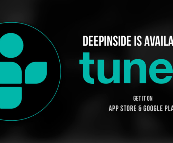 PODCAST^DEEPINSIDE is also available on Tunein