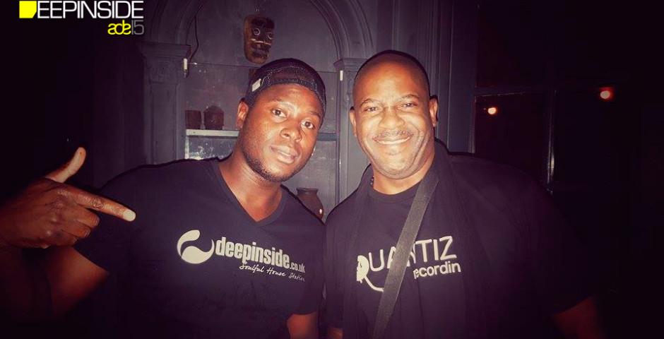 Paul (Deepinside) & DJ Spen (Quantize Rec)