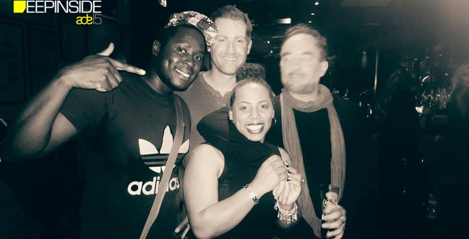 Paul, Natasha Watts & Spiritchaser