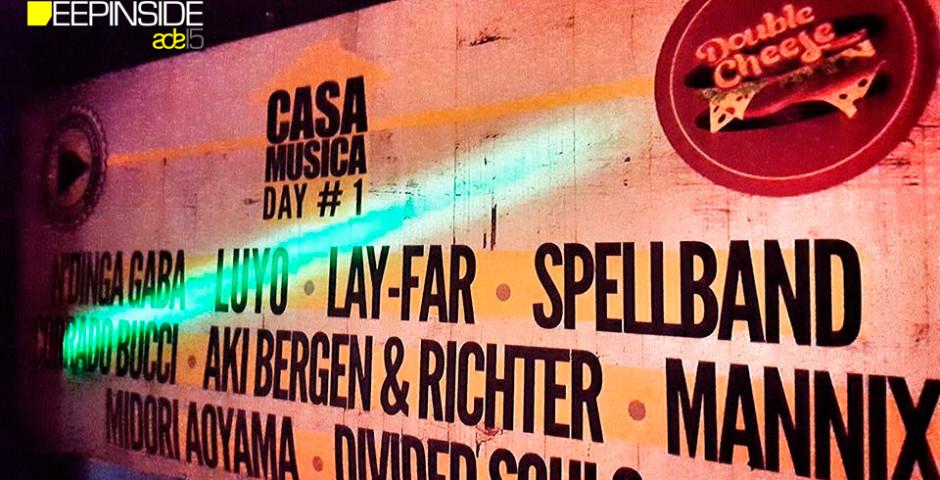 Douche Cheese Party @ Casa Musica