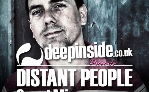 DISTANT PEOPLE is on DEEPINSIDE