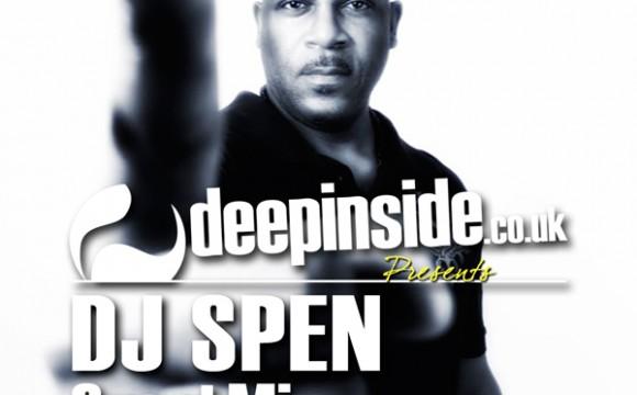 DJ SPEN is on DEEPINSIDE