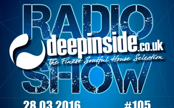 DEEPINSIDE RADIO SHOW 105 (Diephuis Artist of the week)