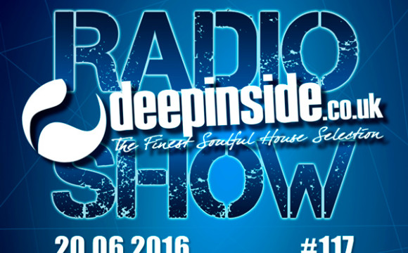 DEEPINSIDE RADIO SHOW 117 (Eric Kupper Artist of the week)