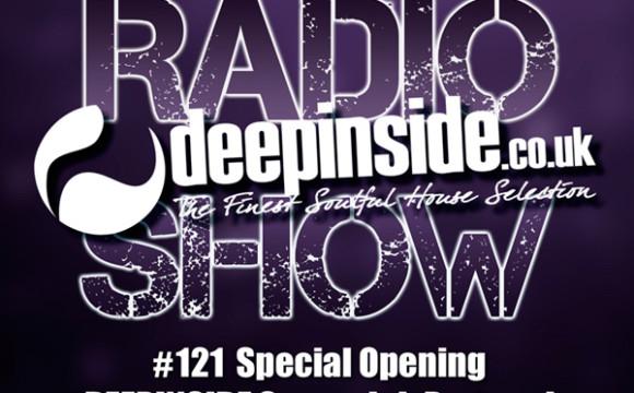 DEEPINSIDE RADIO SHOW 121 Special Opening DEEPINSIDE Superclub Portugal