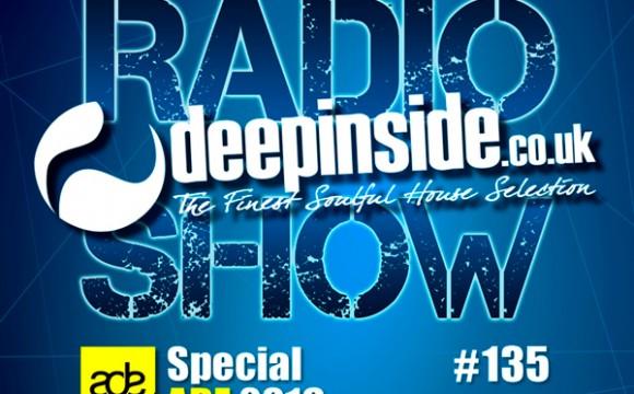 DEEPINSIDE RADIO SHOW 135 Special ADE 2016