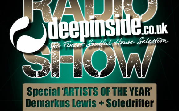 DEEPINSIDE RADIO SHOW 144 Special ARTISTS OF THE YEAR