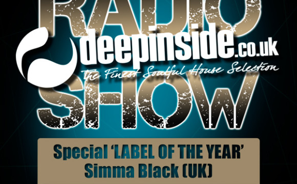 DEEPINSIDE RADIO SHOW 145 Special LABEL OF THE YEAR