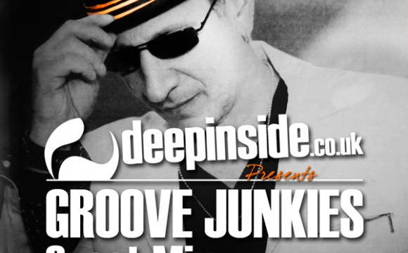 GROOVE JUNKIES is on DEEPINSIDE #02