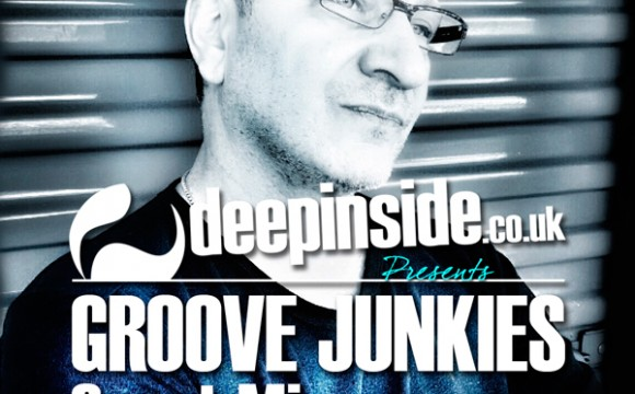 GROOVE JUNKIES is on DEEPINSIDE #03