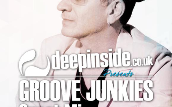 GROOVE JUNKIES is on DEEPINSIDE #04
