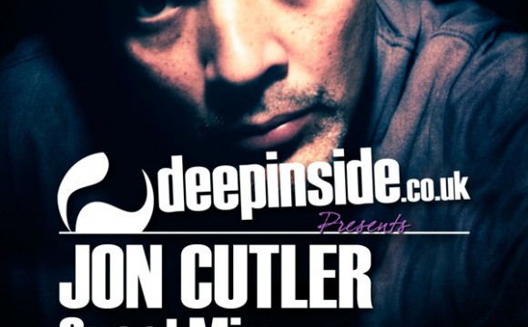 JON CUTLER is on DEEPINSIDE