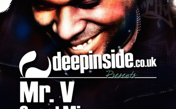 Mr. V is on DEEPINSIDE