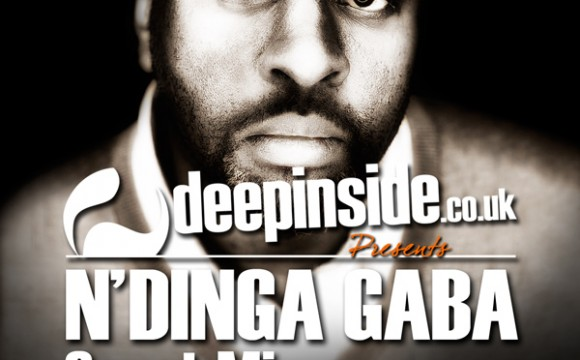 N'DINGA GABA is on DEEPINSIDE