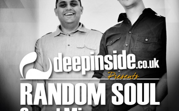 RANDOM SOUL is on DEEPINSIDE