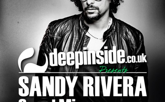 SANDY RIVERA is on DEEPINSIDE