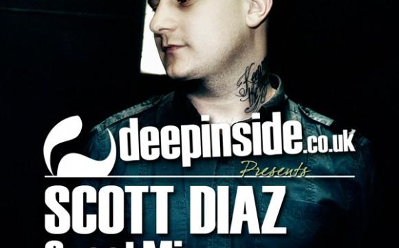SCOTT DIAZ is on DEEPINSIDE