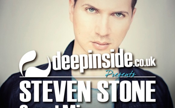 STEVEN STONE is on DEEPINSIDE