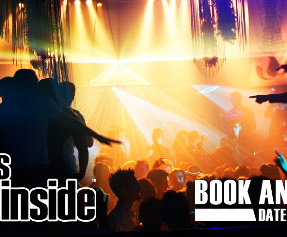 BOOKING^'THIS IS DEEPINSIDE' Events packages