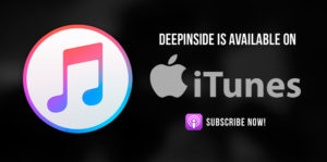 Deepinside is available on iTunes Podcast