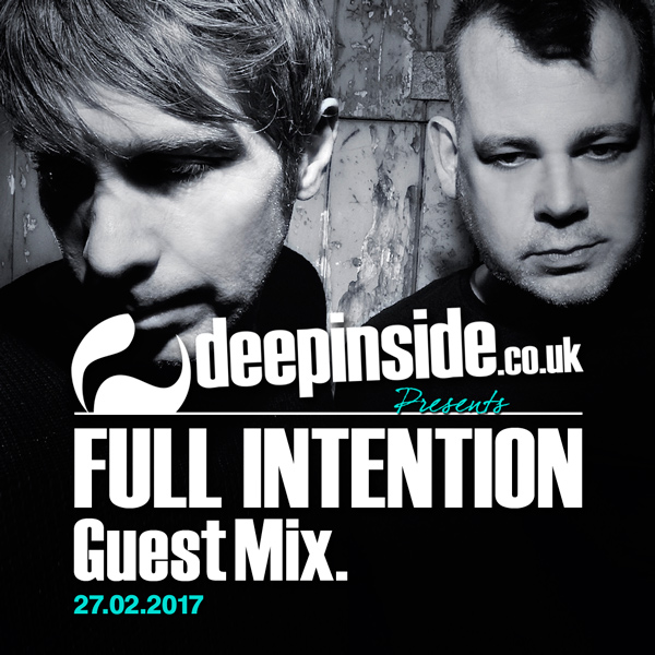 Full Intention Guest Mix cover
