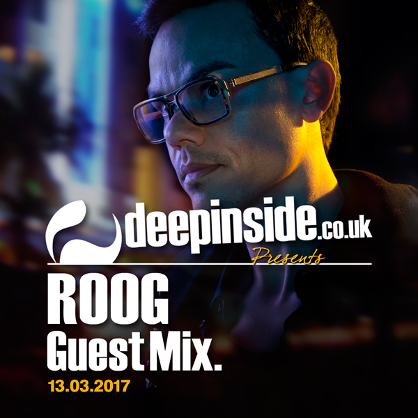 Roog Guest Mix cover