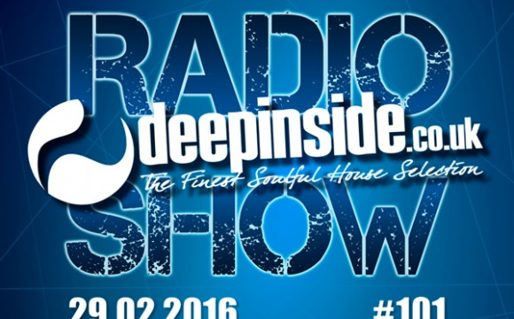 DEEPINSIDE RADIO SHOW 101 (Zepherin Saint Artist of the week)