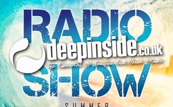 DEEPINSIDE RADIO SHOW 158 (Summer Edition 2017)