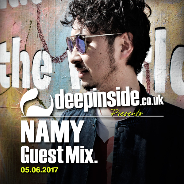 Namy Guest Mix 02 cover