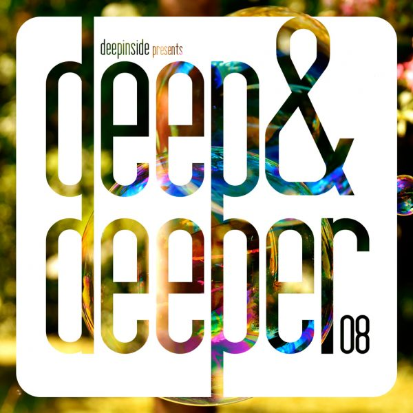 Deep & Deeper Vol.08 Cover