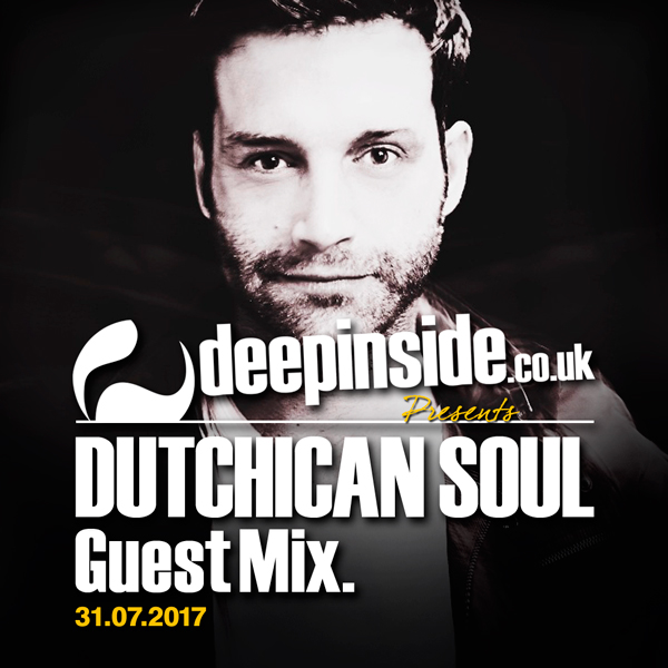 Dutchican Soul Guest Mix cover