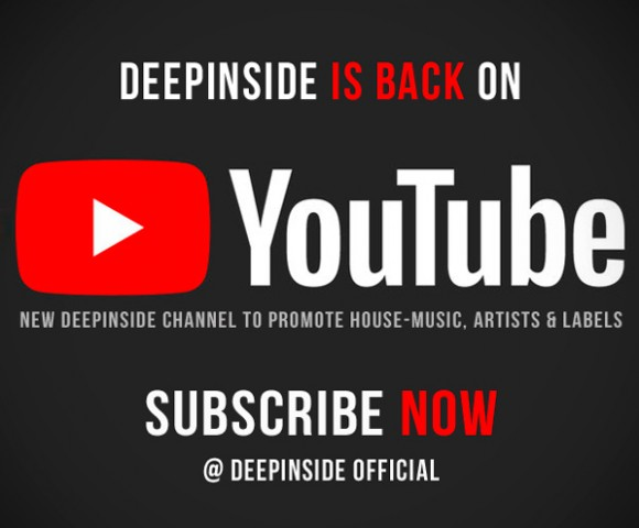 YOUTUBE^DEEPINSIDE is BACK on YouTube. Join us!!