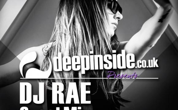 DJ RAE is on DEEPINSIDE #02