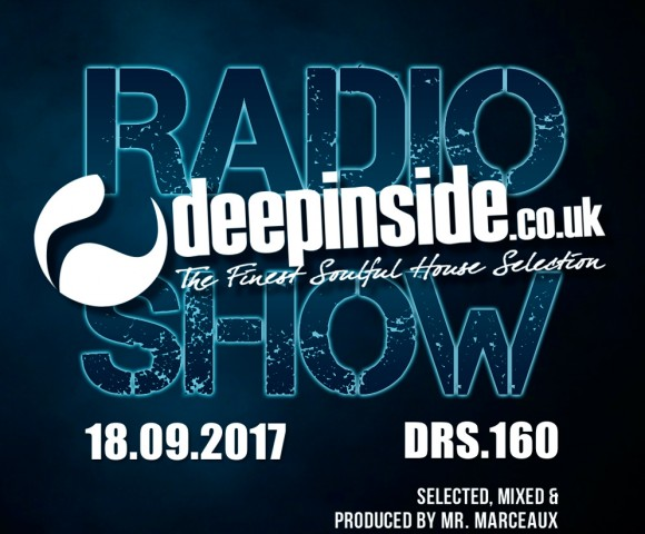 ON AIR^Discover the DEEPINSIDE RADIO SHOW 160