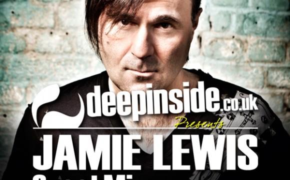 JAMIE LEWIS is on DEEPINSIDE #03