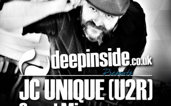 JC UNIQUE [U2R] is on DEEPINSIDE #02