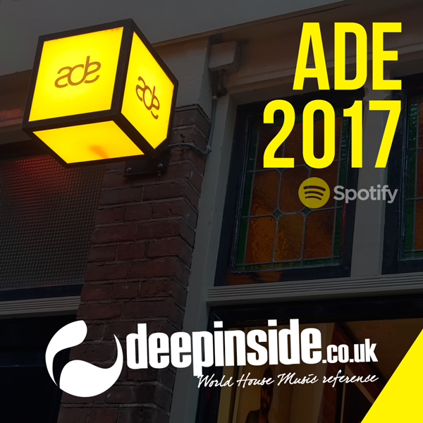 Spotify playlist ADE 2017