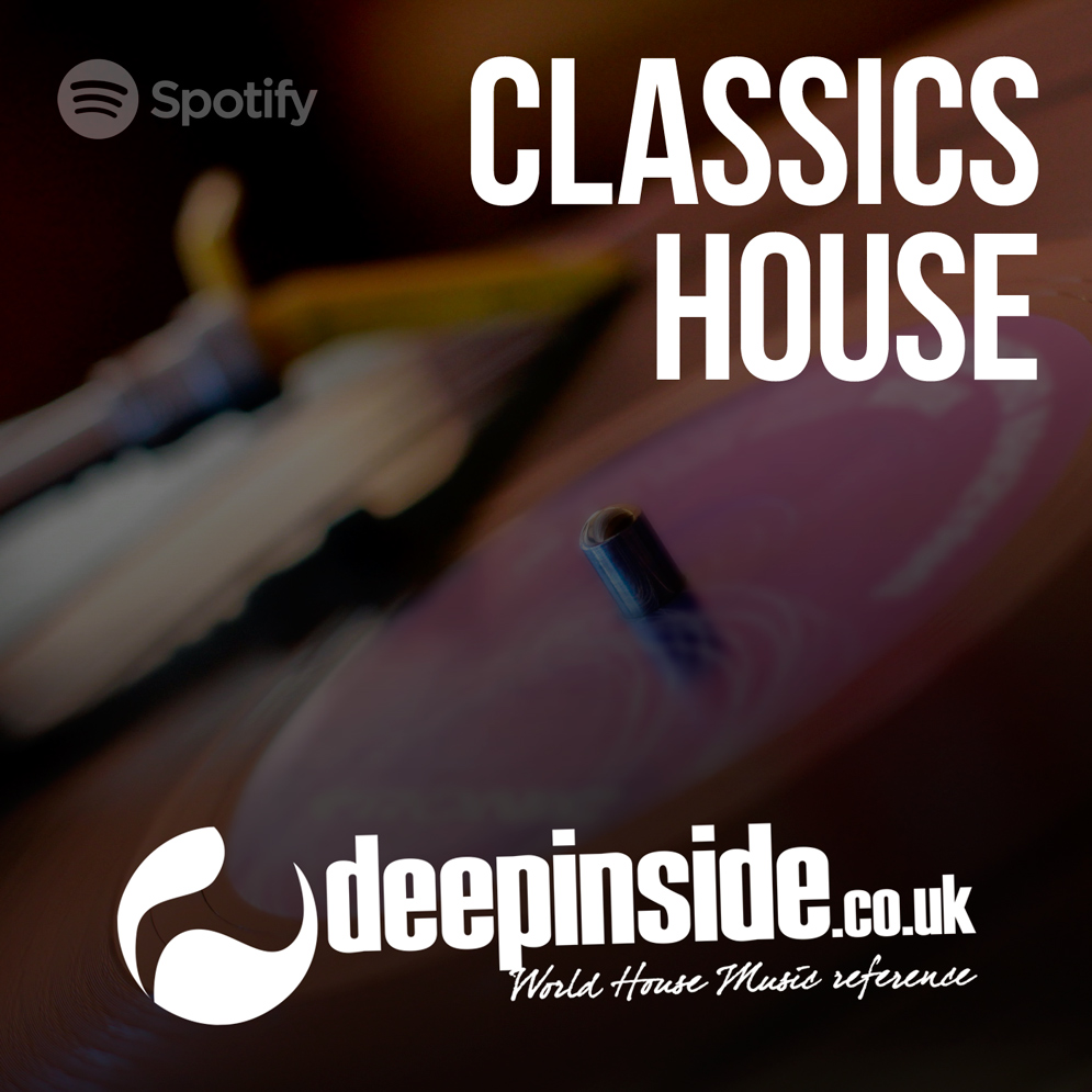 Spotify playlist Classics House