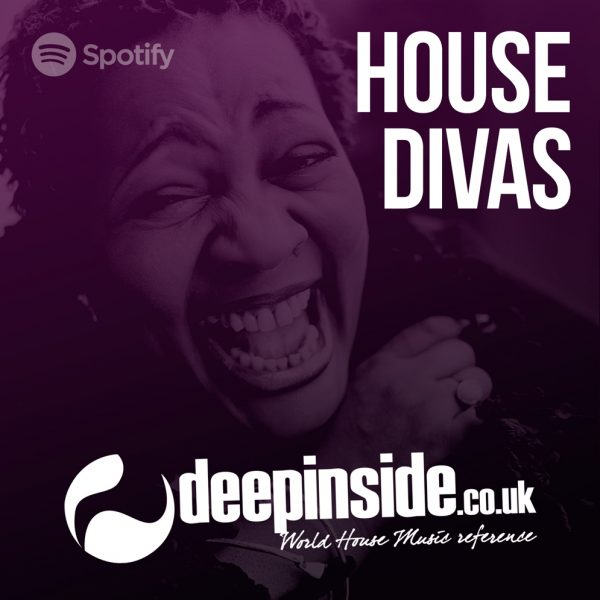 Spotify playlist House Divas