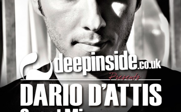 DARIO D'ATTIS is on DEEPINSIDE