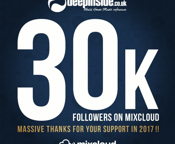 MIXCLOUD^Now you are 30.000 to follow us!!