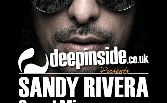 SANDY RIVERA is on DEEPINSIDE #02