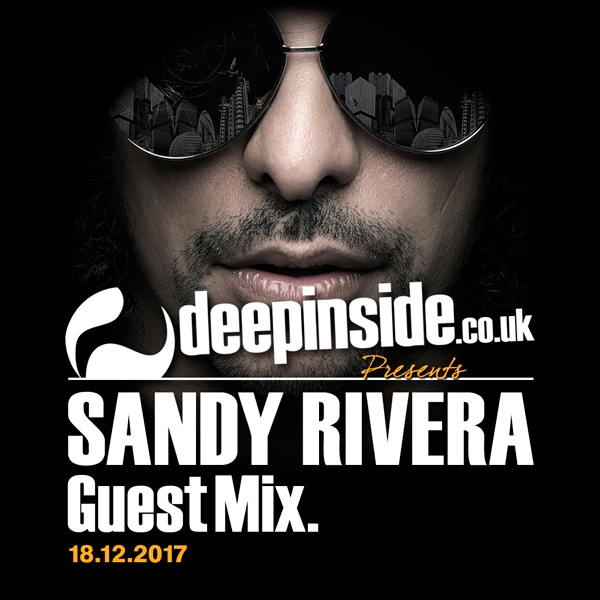 Sandy Rivera Guest Mix cover