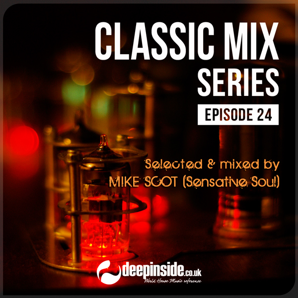 Classic Mix EP 24 cover