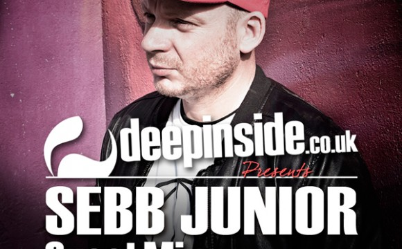 SEBB JUNIOR is on DEEPINSIDE #03
