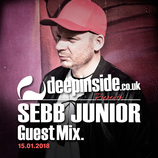 Sebb Junior Guest Mix cover