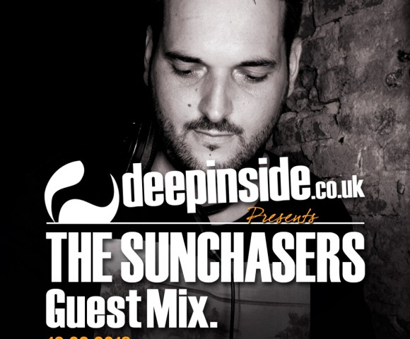 PODCAST^THE SUNCHASERS is on DEEPINSIDE !!