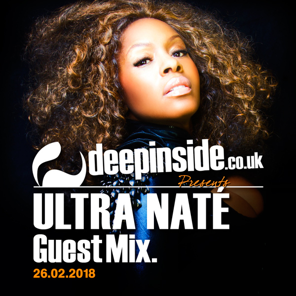 Ultra Naté Guest Mix cover