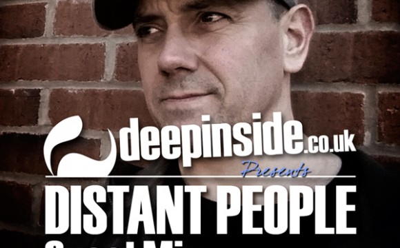 DISTANT PEOPLE is on DEEPINSIDE #02