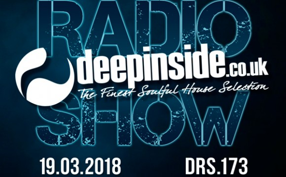 DEEPINSIDE RADIO SHOW 173 (Re-Tide Artists of the week)